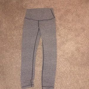 Lulu lemon wunder under leggings
